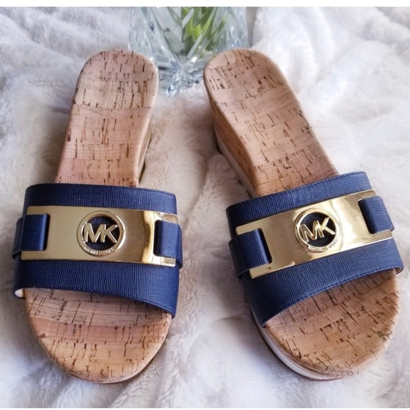 546886c5b5b MICHAEL Michael Kors Warren Platform Wedge Sandals.  M 5b465274c617779f85750318